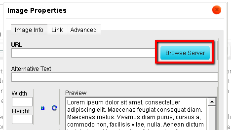 Adding Images to Your Pages   Drupal Documentation for SCLS